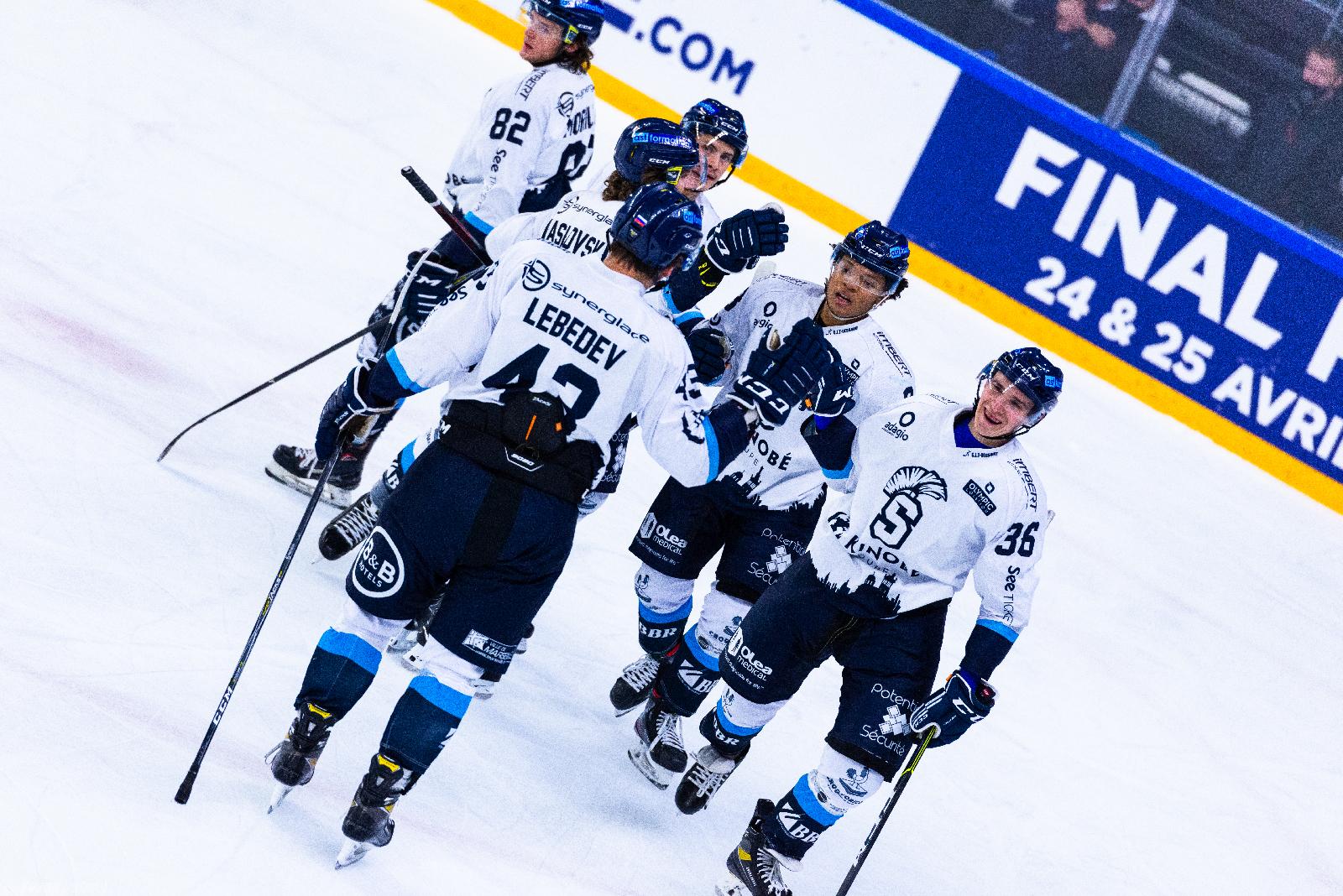 Finale D1 Strasbourg – Marseille