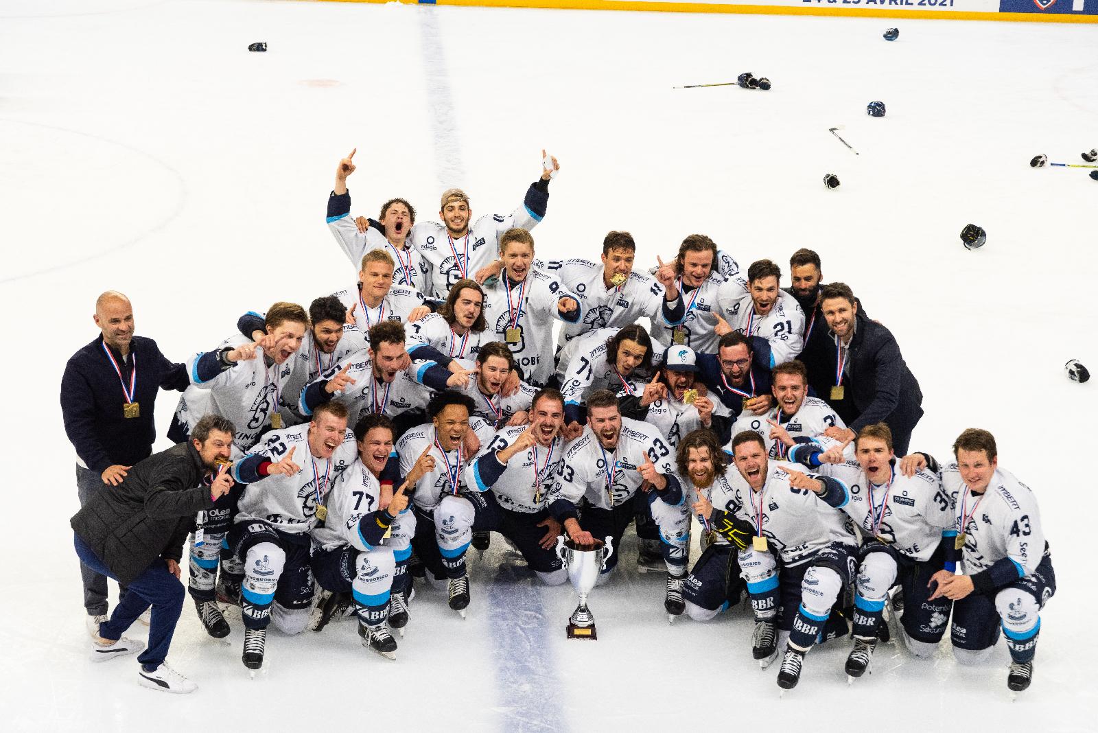 Marseille Champion de France Division 1