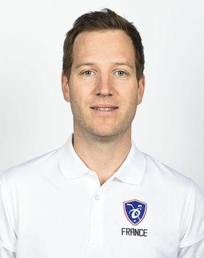 Grégory Tarlé, entraîneur équipe de France Féminine