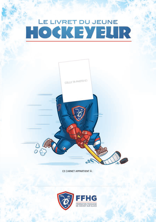 LIvret jeune hockeyeur