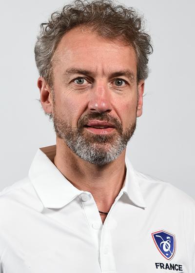 Pierre Pousse, entraîneur adjoint équipe de France féminine