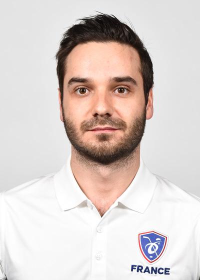 Romain Viciot, responsable médias EDF