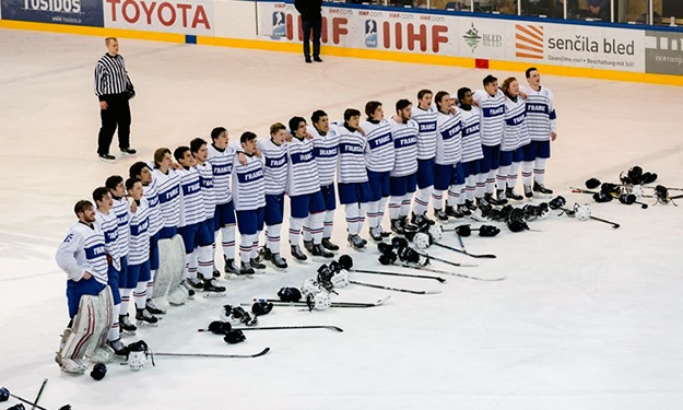 Gregor Podrekar / IIHF