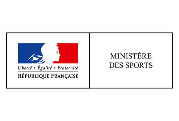 Logo du Ministère des Sports