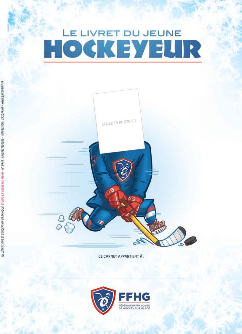 Livret du jeune hockeyeur