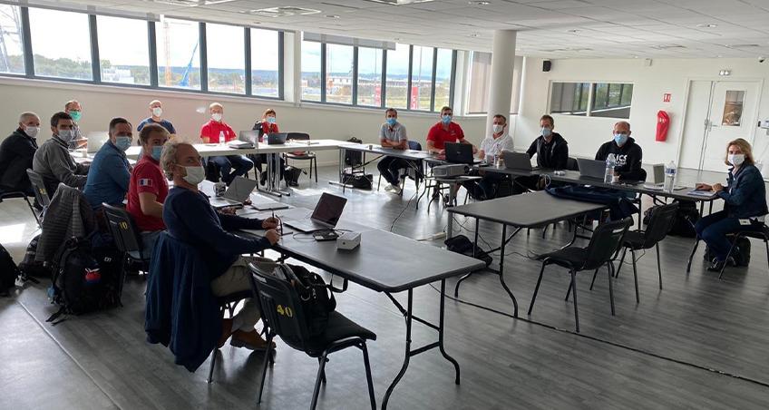 La commission Technique s'est réunie en cette fin septembre.