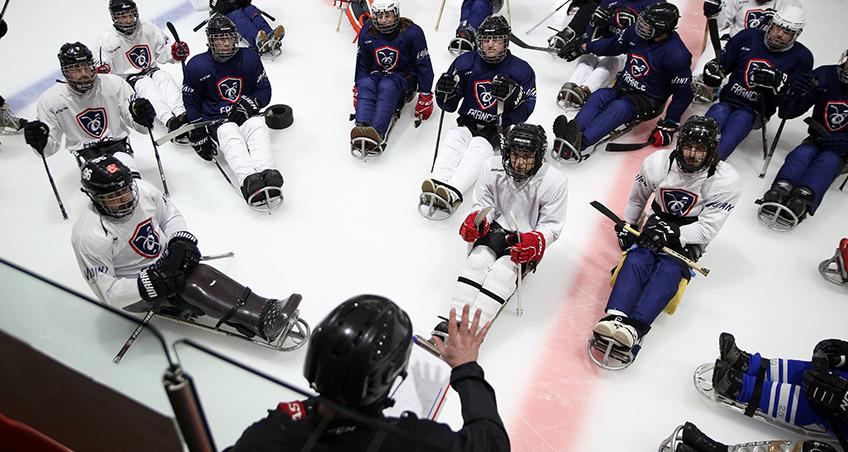 Para-Hockey